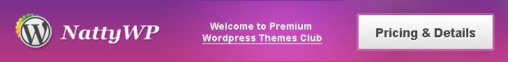 NattyWP Premium Wordpress Club